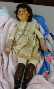 Jennyś own Attic Doll