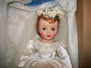 'Elise' Bride Doll 1960's by Madame Alexander