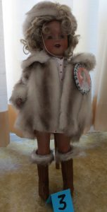 ShirleyTemple In Furs