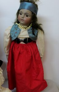 Indian Doll (?)