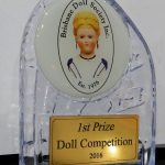 Annual Trophy - Mthly Comp
