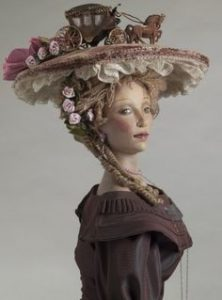 Victorian Tea-Party Doll