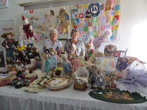 BDS Inc Members' Sale Table with Jenny & Nancy