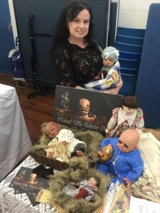 Lisa - Wicked Little Reborn Dolls Artist