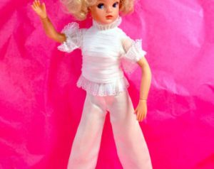 Blonde Sindy Doll
