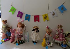 Easter Parade - Monthly Competition entries