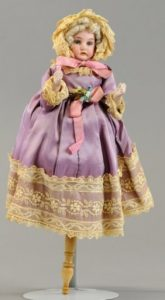 French 'Marotte' Doll
