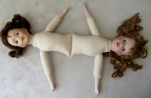 Topsy-Turvy Doll Workshop - finished!