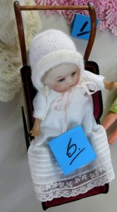 2nd Prize - Monthly Comp - 'Baby Doll' won by Jenny Brisk - just gorgeous!