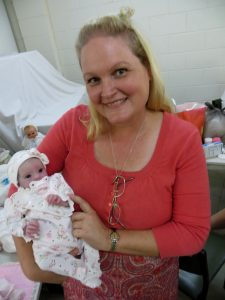 Sonya's gorgeous reborn baby (Comp entry)