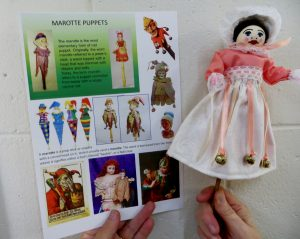 Marotte French Doll workshop