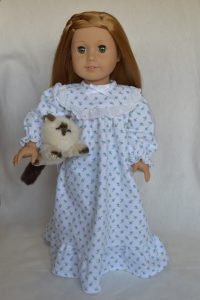 Doll withPetCat