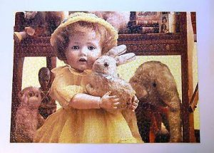 Easter Doll Picture